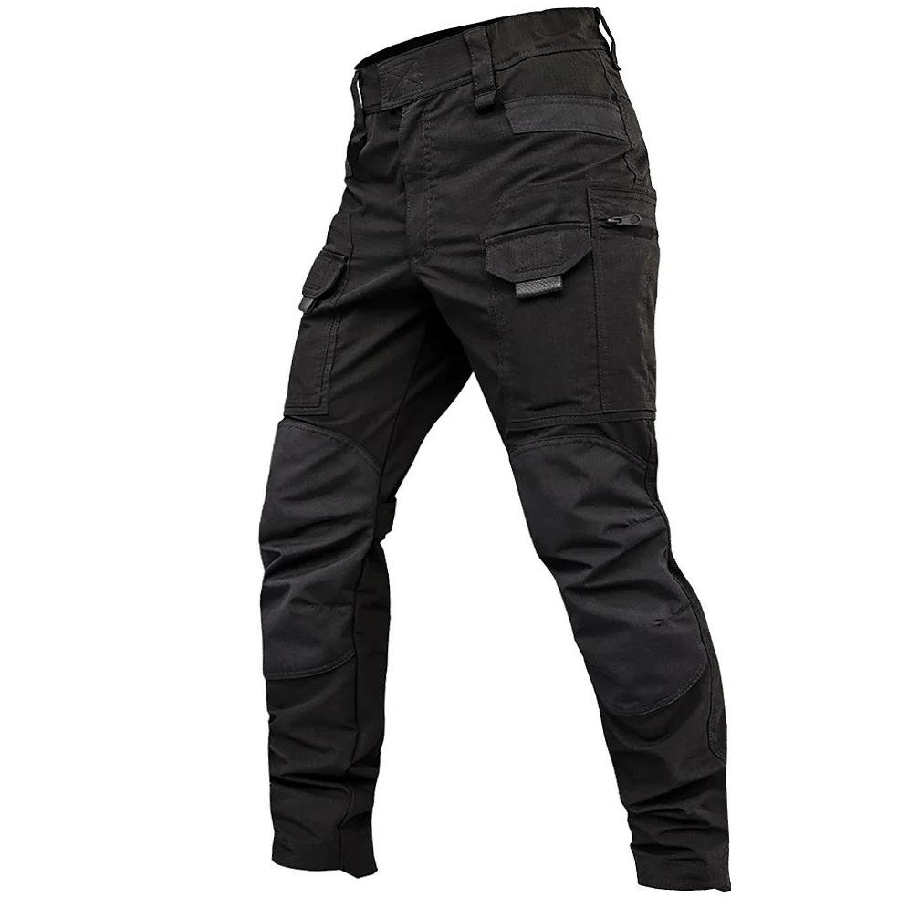 Mens outdoor multi-pocket training pants / [viawink] /