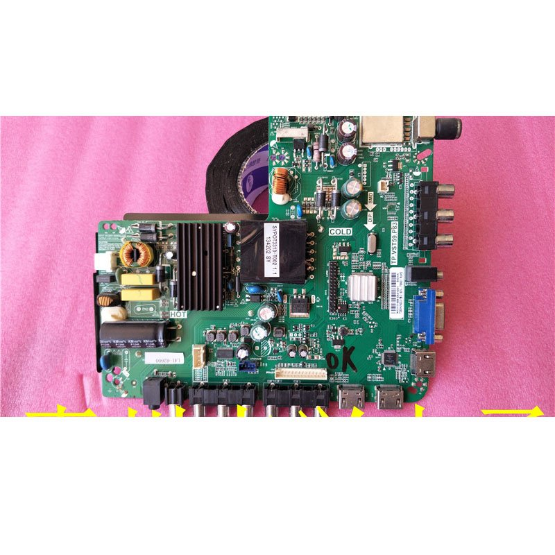 Chuangjia 39hme5000 Motherboard Tp. Vst59.p83 with Screen T390hvn03.0 - Cakeymall
