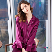 25 Momme Women's Classic Silk Pajamas Multi-Colors Selected、REAL SILK LIFE
