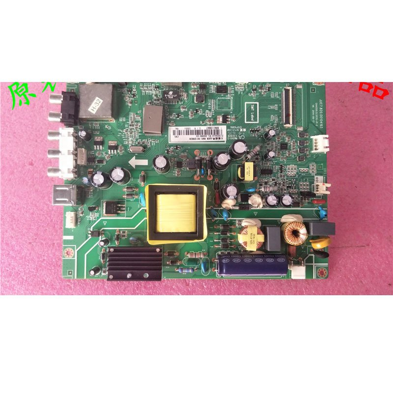 Changhong 43n1 Motherboard Juc7.820.00104193 with Screen C430F15-E1-A - Cakeymall