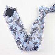 Fun Camo Silk Tie、Real Silk Life