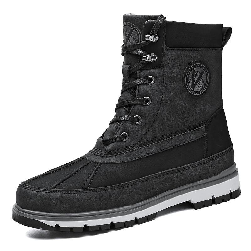 Atonlove™-Men's Casual Warm High Top Snow Bootsmysite