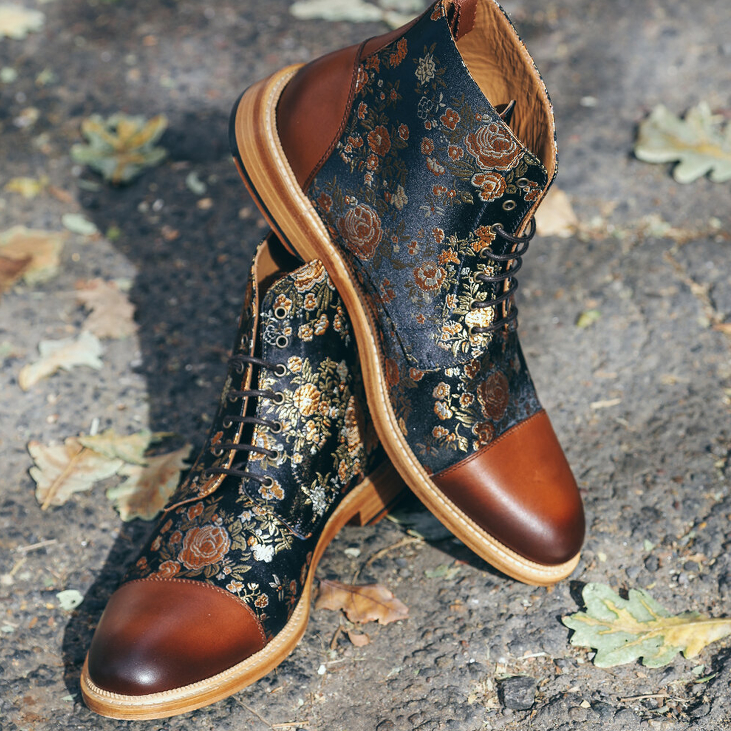 THE JACK BOOTS IN EDEN