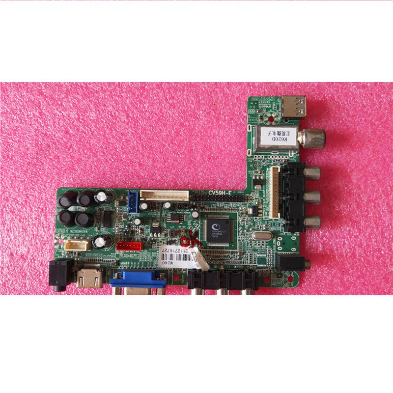 BoE JD LE-32Y650 LE-32E001 Main Board CV59H-E Screen Boei320wx1 - Cakeymall