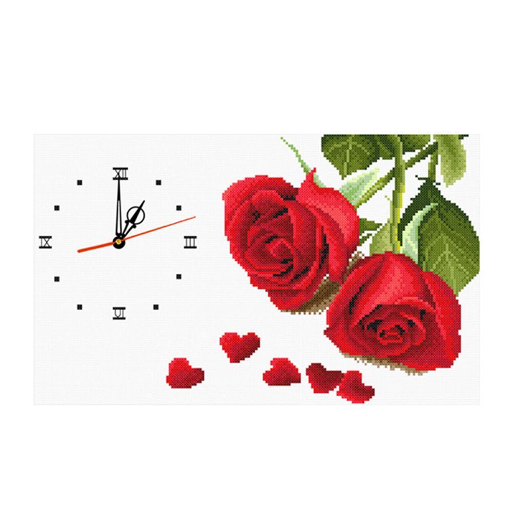 Cherish Hour - 11CT Stamped Cross Stitch - 53*37CM