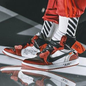 Air Jordan 1 Retro High OG x OFF-WHITE