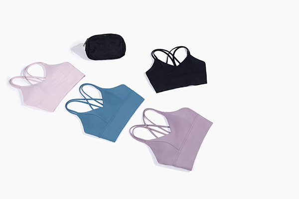 comfortable sports bra