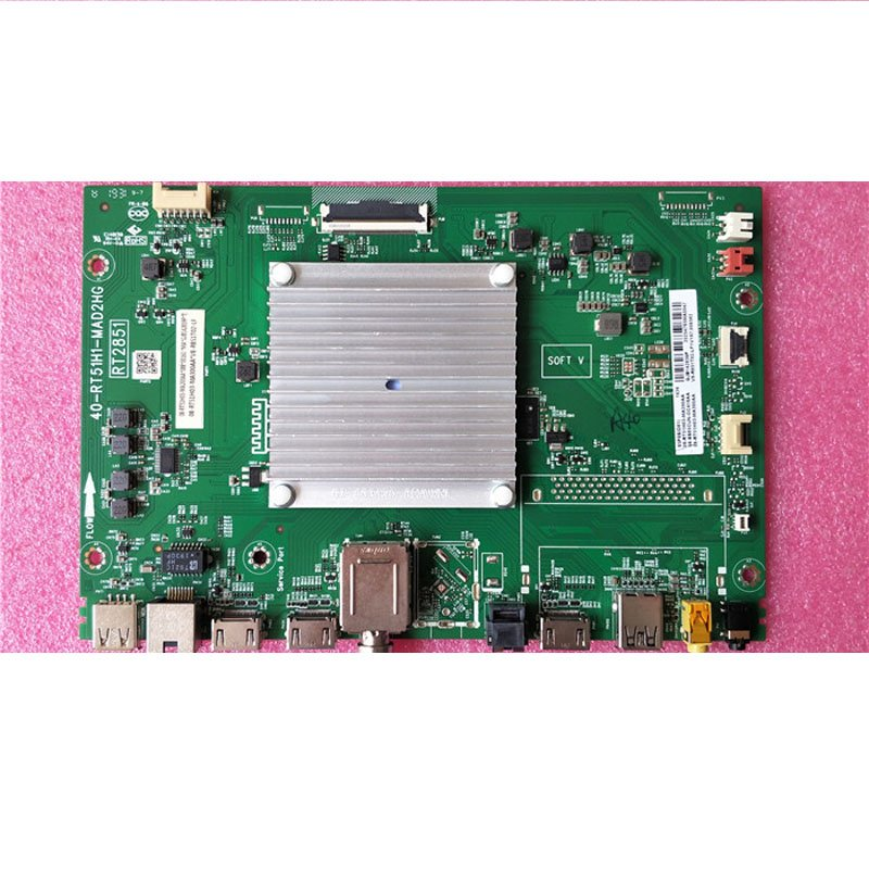 TCL 65p8s Main Board 40-rt51h1-mad2hg with Samsung Screen Lvu650nebl - Cakeymall