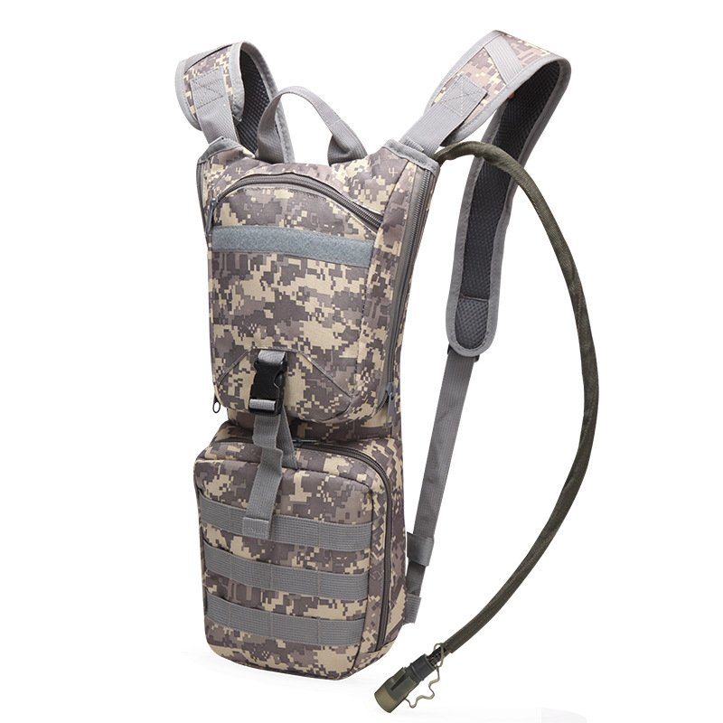 Outdoor sports camouflage water bag / [viawink] /