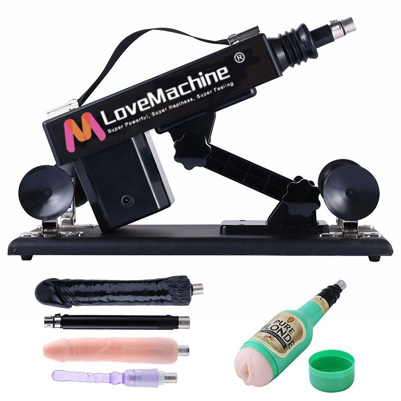 MLoveMachine Best Automatic Fucking Machine For Men
