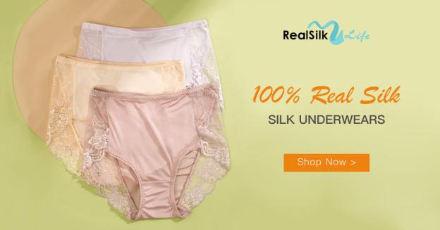 silk underwear women