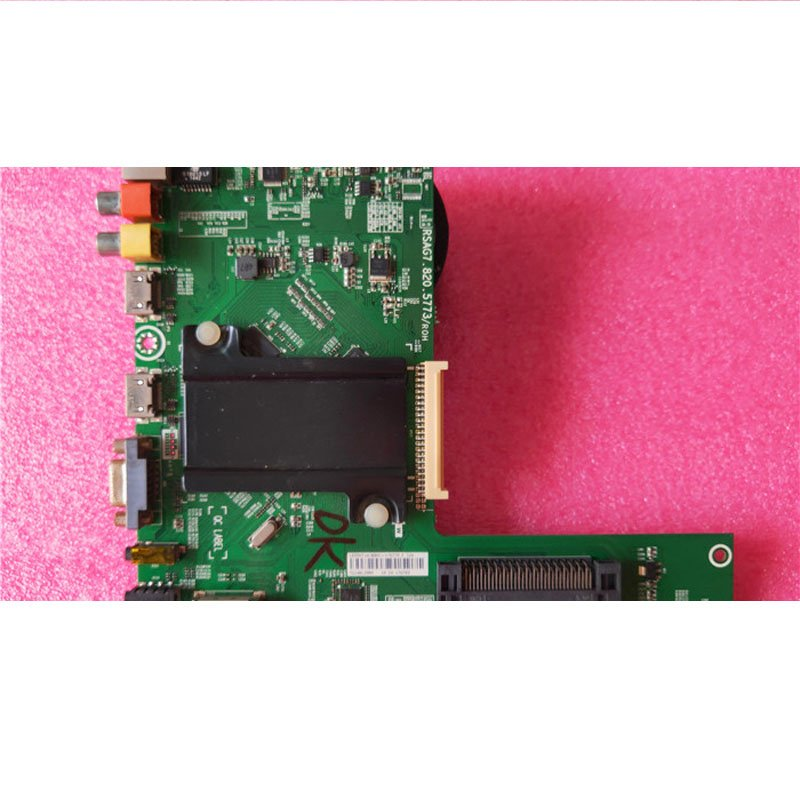Hisense Led50t1a/176779 Mainboard Rsag7.820.5773 Screen HE500HF-B54 Check Interface - Cakeymall