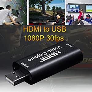 HDMI TO USB