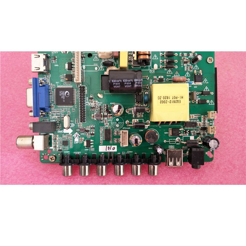 Machine 32 Mainboard ZP.VST. V59.pb819 Screen Edge MT3151A04-1 Equipped with Remote Control - Cakeymall